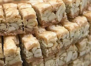 Gourmet Baklava - Cashew Baklava